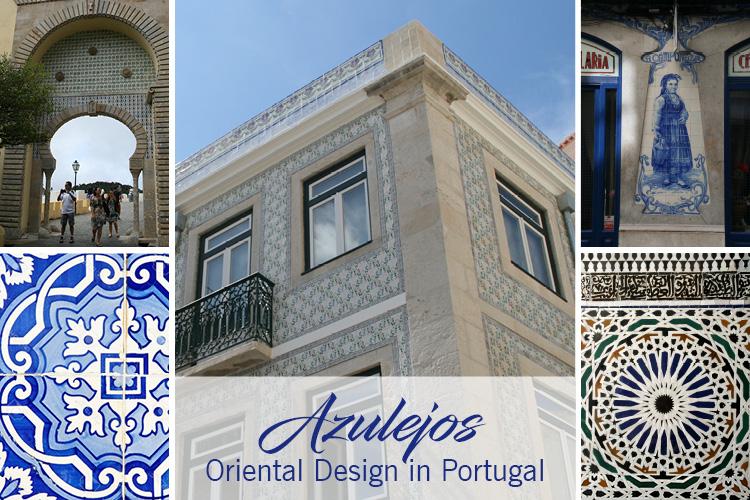 Azulejos, Oriental Design in Portugal