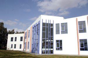 Firma Sekem, Firmengebäude