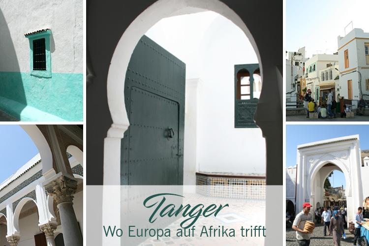 Tanger: Medina und Kasbah