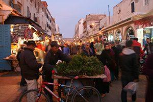 Souq in Essaouira