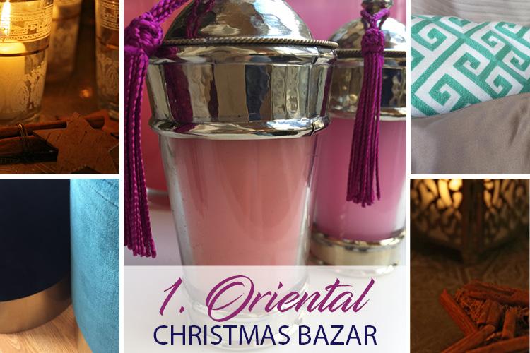 1. Oriental Christmas Bazar in München, 10. Dezember