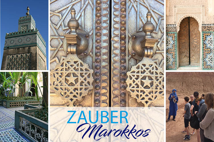 Zauber Marokkos Individualreise