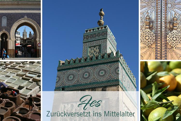 Altstadt von Fes_Zurückversetzt_ins_Mittel