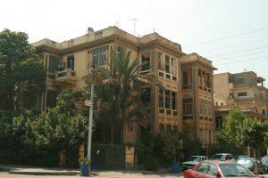 Leben in Kairo - Villa in Korba, Heliopolis