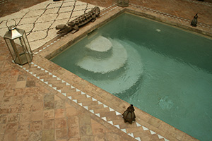 Riad Amin Marrakesch - Pool