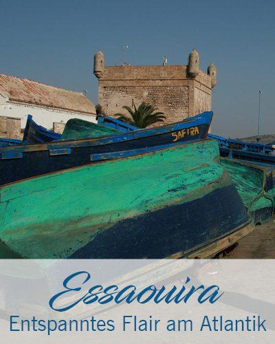 Essaouira – Entspanntes Flair am Atlantik