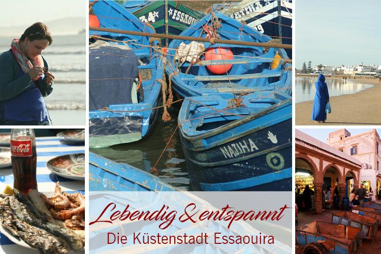 Küstenstadt Essaouira
