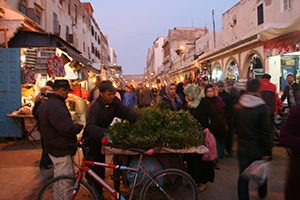 Souq in Essaouira