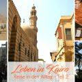 Leben in der Millionenmetropole Kairo in Ägypten