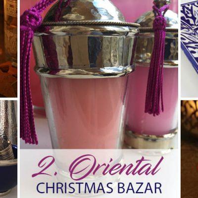 2. Oriental Christmas Bazar – in München