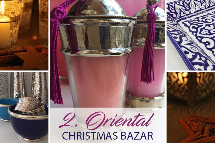 Oriental Christmas Bazar in München