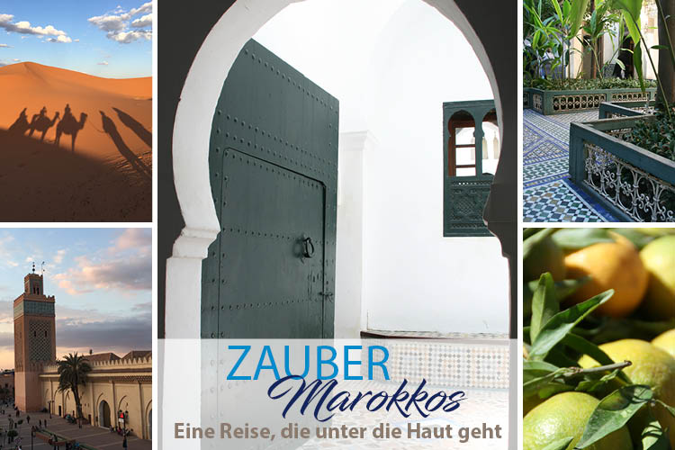 Rundreise 'Zauber Marokkos'
