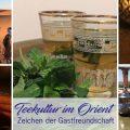 Orientalische Teekultur, Teegläser
