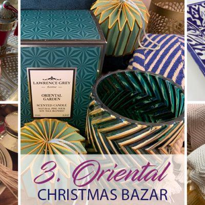 3. Oriental Christmas Bazar – in München