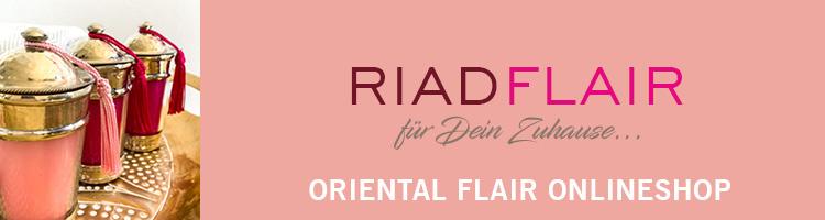 Oriental Flair Onlineshop - Riad Flair