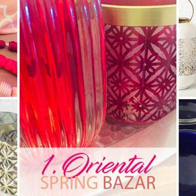 1. Oriental Spring Bazar – in München