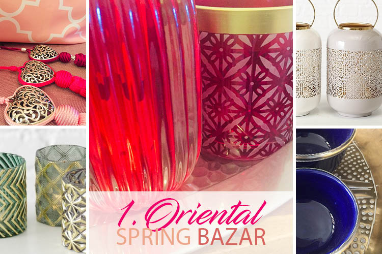Oriental Spring Bazar in München