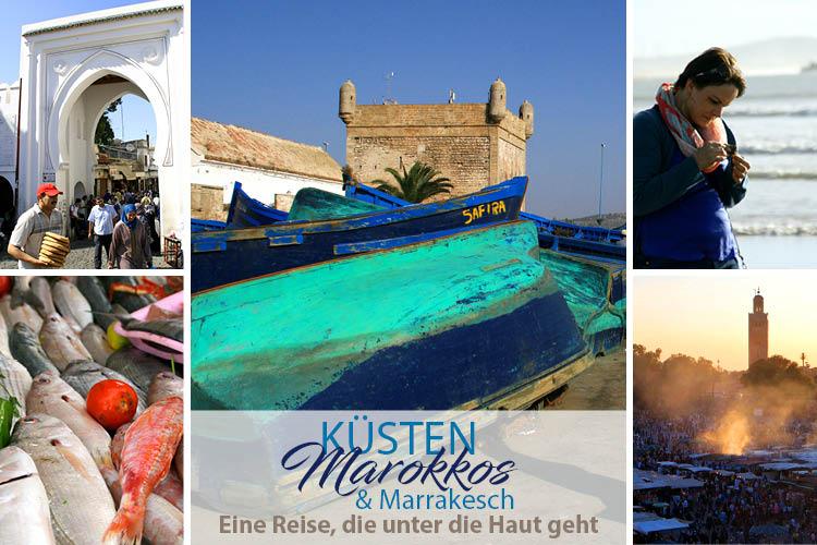 Rundreise 'Küsten Marokkos & Marrakesch'