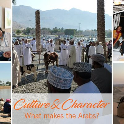 Culture & Character – What makes the Arabs?