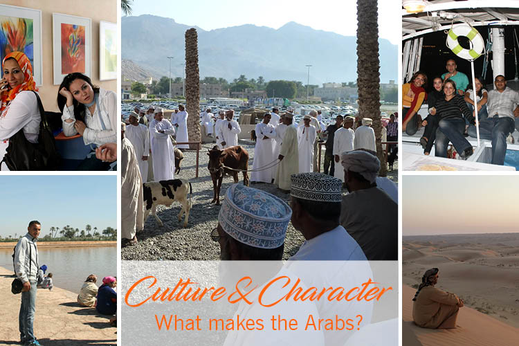 Culture & Character - What makes the Arabs?