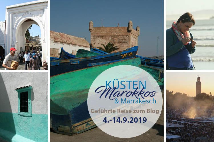 Geführte Rundreise 'Küsten Marokkos & Marrakesch'