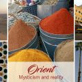 Orient - mysticism and reality - an introduction to the blog
