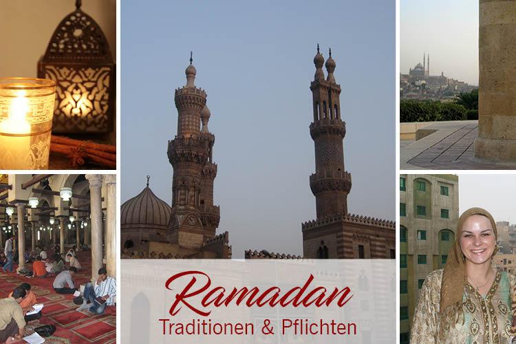 Ramadan -Fastenmonat im Islam - Traditionen und Pflichten
