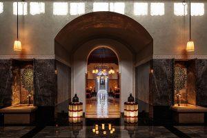 La Mamounia Hotel in Marrakesch