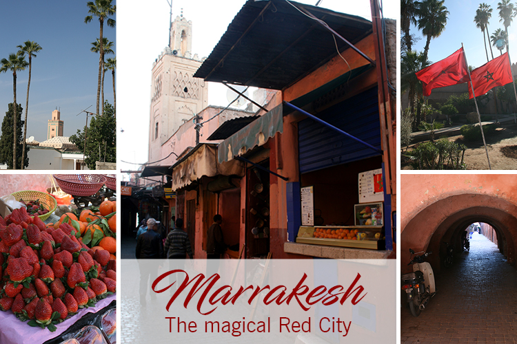 Marrakesh - The magical Red City
