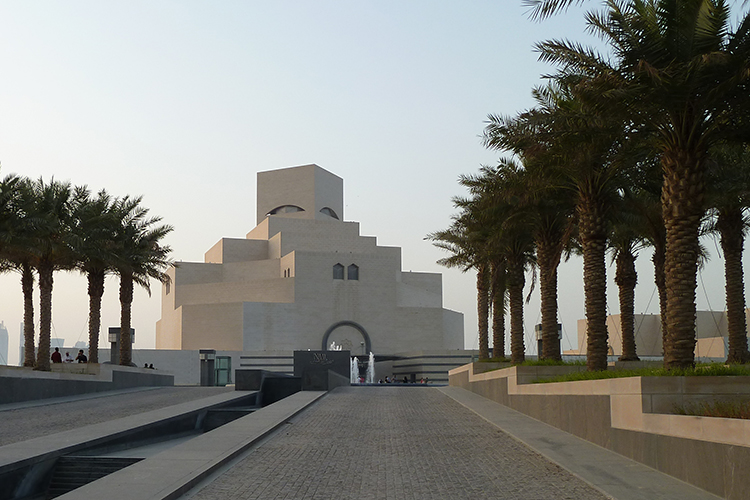 Museum of Islamic Art, Doha, Katar