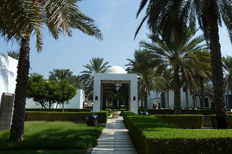 10 Oman Tipps: Hotel The Chedi in Maskat, Oman