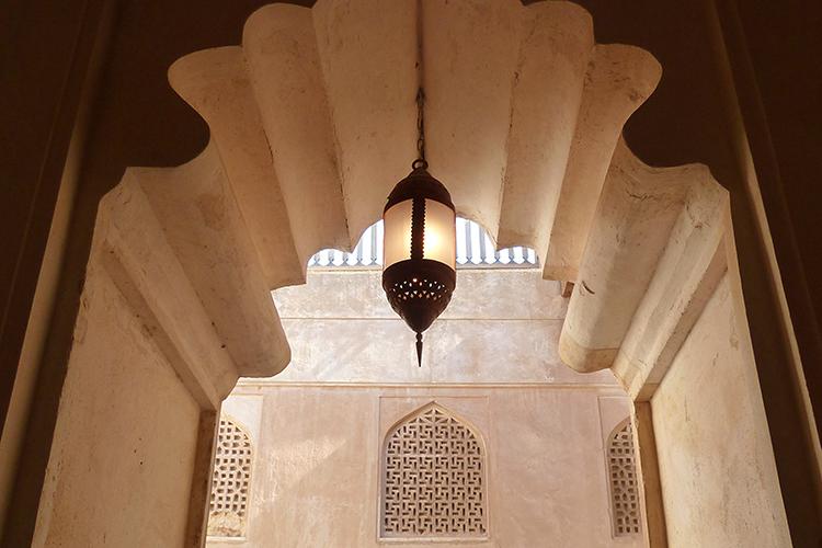 10 Oman Tipps: Jabrin Schloss bei Nizwa, Oman