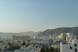 Maskat, Hauptstadt Omans