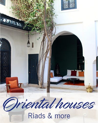 Oriental houses – Riads & more