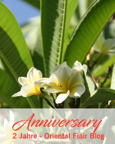 Oriental Flair Blog – 2 Jahre Anniversary