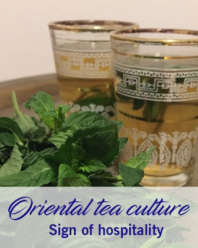 Oriental tea culture – Sign of hospitality