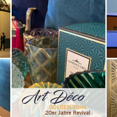Art Deco – Golden Twenties – 20er Jahre Revival