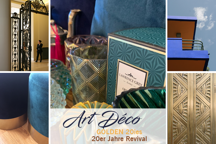 Art Déco - Golden Twenties - 20er Jahre - Great Gatsby