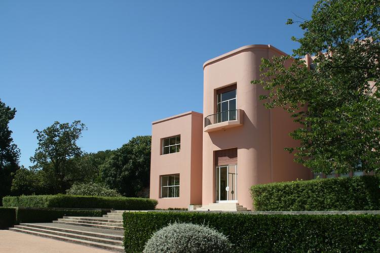 Casa de Serralves in Porto im Art Déco Stil