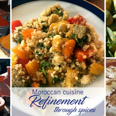 Moroccan cuisine – refinement through spices