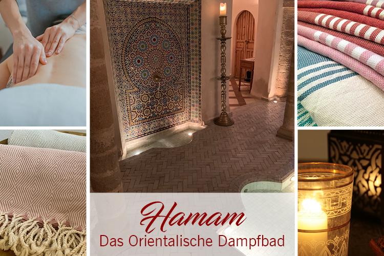Hamam_Orientalisches Dampfbad