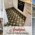 Azulejos - Trend im Interior Design