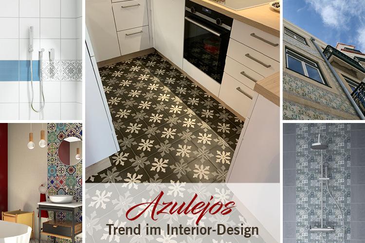Azulejos – Trend im Interior-Design