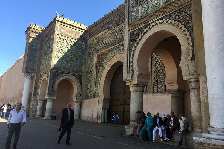 Bab_Mansour_Meknes_Marokko_Oriental_Flair