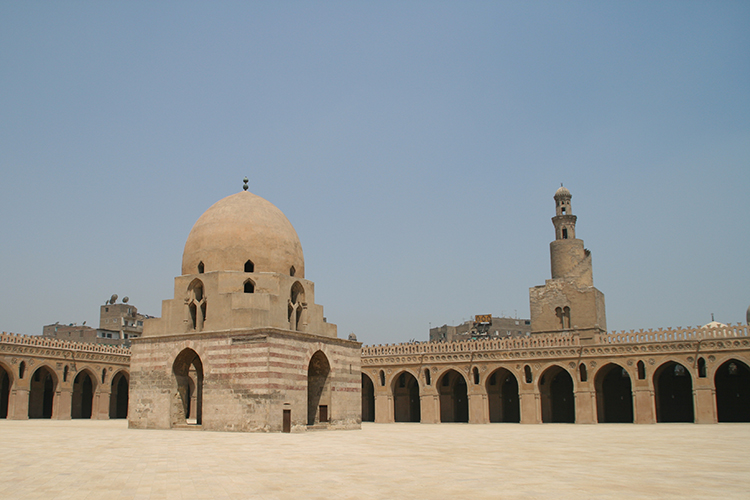 Ibn Tulun Moschee in Kairo