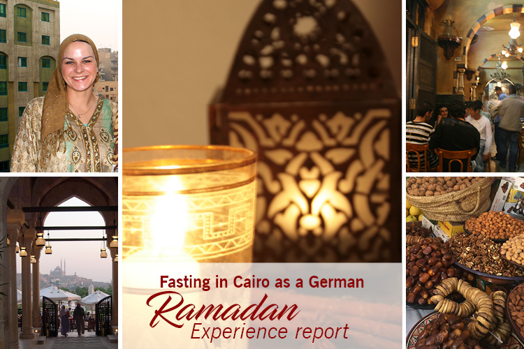 Ramadan - experience report - fasting in Cairo as a German