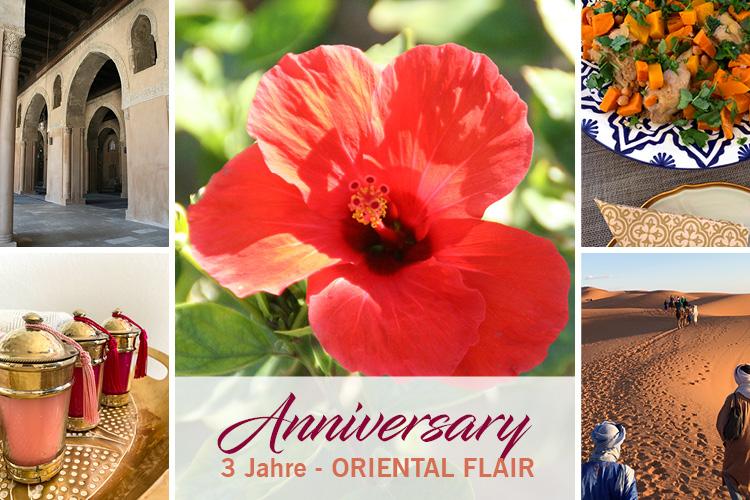 Oriental Flair – 3 Jahre Anniversary