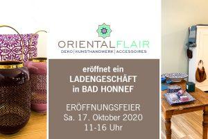 Oriental Flair Laden Geschäft in Bad Honnef