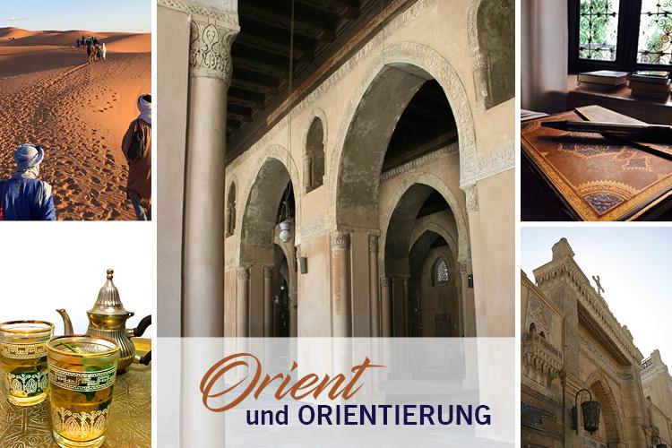Orient und Orientierung